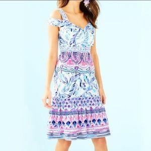Lilly Pulitzer Iva Midi dress